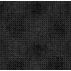 Wilmington Prints, Tessuto Nero con Crocette tono su tono