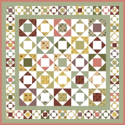 EQP, Quilt A Walk in the Park