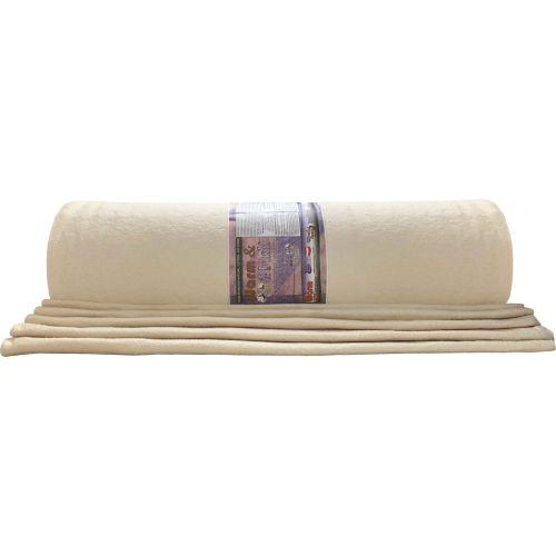 Imbottitura 100% Cotone Warm & Plush Luxury Loft - 240 gr/m2 - H 228 cm