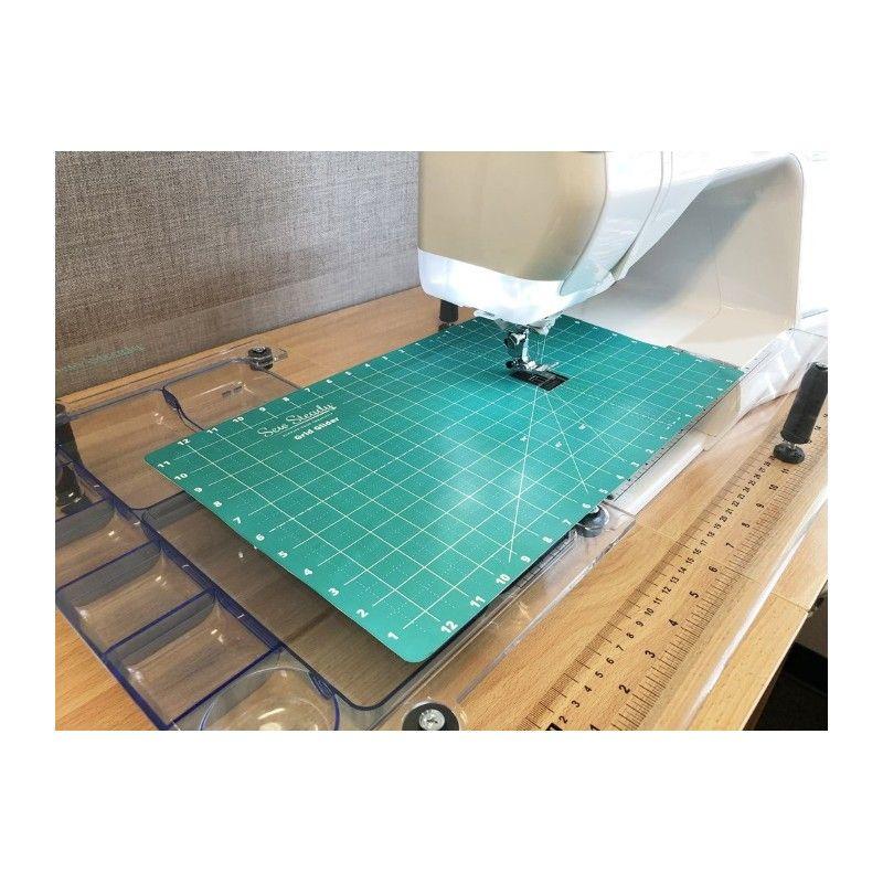 "Griglia Glider - Ideale per quilt a mano libera 12"" x 20"" (30,5x51cm)"