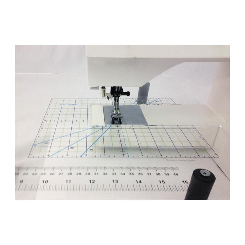 "Griglia universale 8"" x 10"" (20x25cm) per tavoli allungabase Sew Steady - 1"