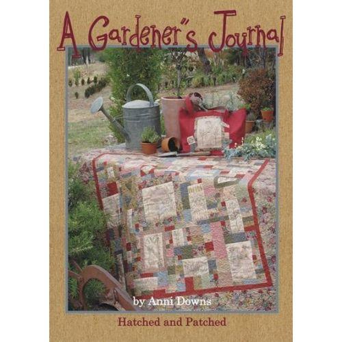 A Gardener's Journal, Anni Downs
