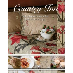 Country Inn - Barb Adams et Alma Allen de Blackbird Designs