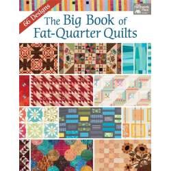The Big Book of Fat-Quarter Quilts - 66 Designs - Martingale