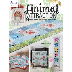 Animal Attraction, 14 Clever Quilted Creations for Animal Lovers