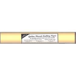 Carta Strappo per Trapunto 12 pollici x 20 iarde - Quilting Paper Golden Threads