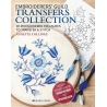 Embroiderers' Guild Transfers Collection - 90 rediscovered treasures to transfer & stitch by Dr Annette Collinge