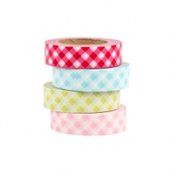 Gingham Washi Tape Lori Holt of Bee in my Bonnet