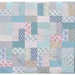 Tilda Seaside Quilt - Kit di Tessuti