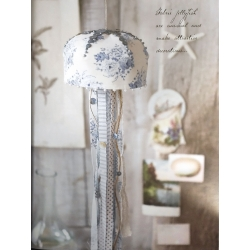 Tilda Medusa Jellyfish dal libro Seaside Ideas - Kit di Tessuto
