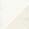 Tessuto Bianco con Fiori tono su tono, Basic Palette