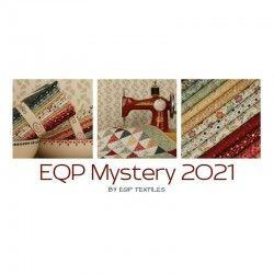 Mystery 2021 - Kit di Tessuti EQP - Collezione New Vintage