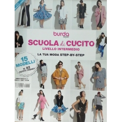 Burda Style - Scuola di cucito livello intermedio La tua moda step by step