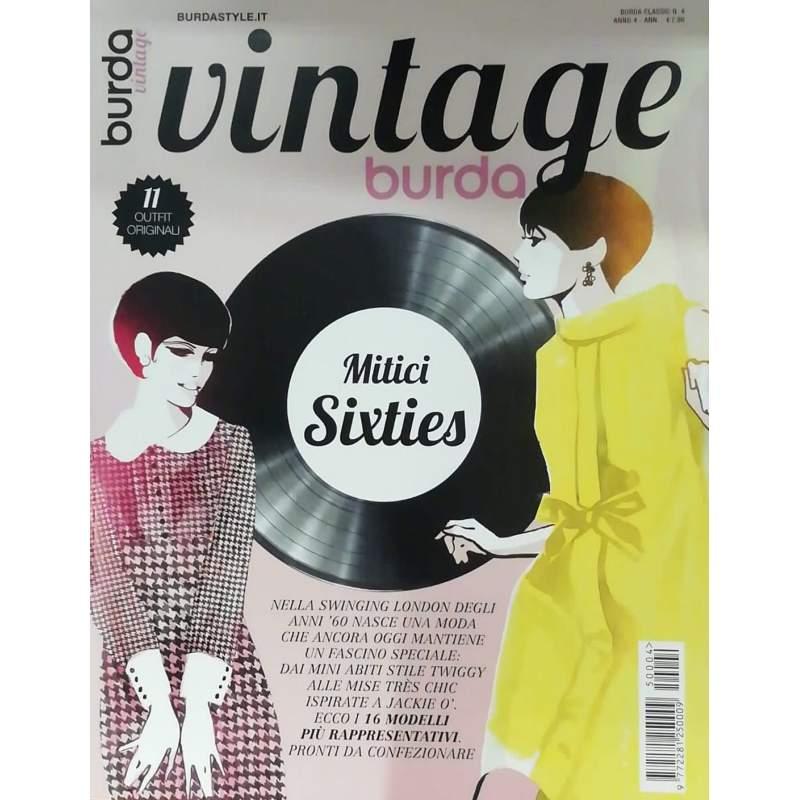 Burda Classic Vintage anni '60 Edizioni Raffi srl - 1