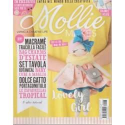 Mollie Makes - n. 6 - bimestrale - Luglio/Agosto 2018