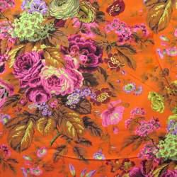 Tessuto Arancione - Floral Delight by Phillip Jacobs