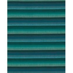 Tessuto a righe - Stripe Multi Deep Sea by Kaffe Fassett