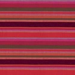 Tessuto a righe - Stripe Romana Blood by Kaffe Fassett