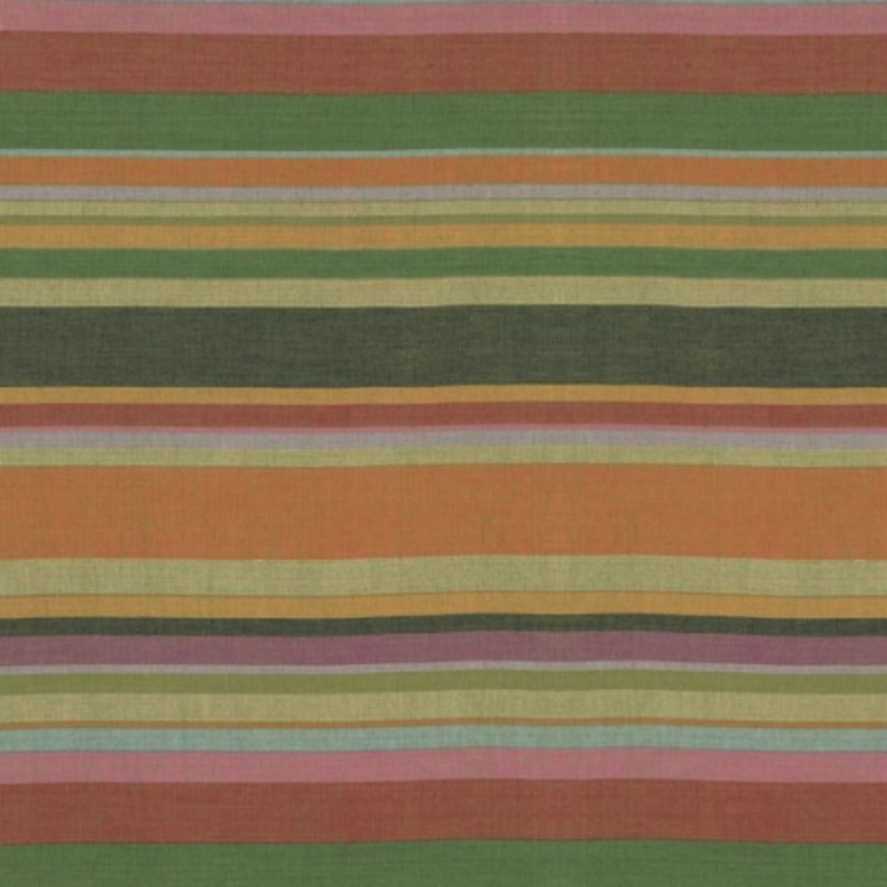 Tessuto a righe - Stripe Romana Moss by Kaffe Fassett Westminster Fibers - 1
