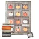 13 Pumpkins - Kit di tessuti dalla rivista Primitive Quilts Fall 2021 Roberta De Marchi - 1