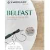 Puro Lino da Ricamo Sfumato, fili contati 32ct - Zweigart Belfast Vintage