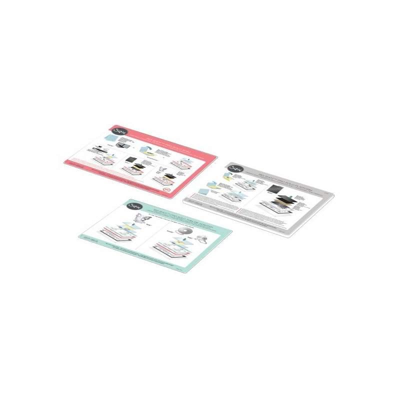Sizzix, Big Shot Pro Accessory Solo Platform, Shim & Wafer Thin Adapter
