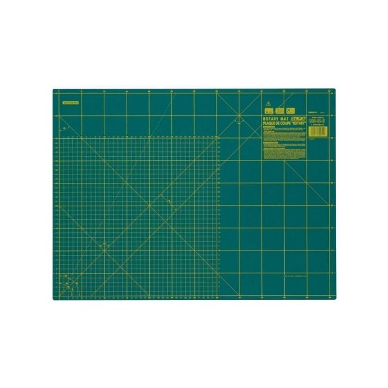 OLFA Piano di Taglio 60 x 45 cm (24 x 18 pollici) - Verde - DEHP Free Olfa - 1