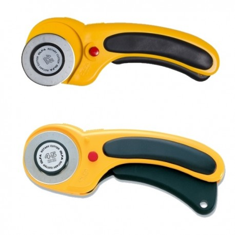 OLFA rotary cutter luxe, 45mm