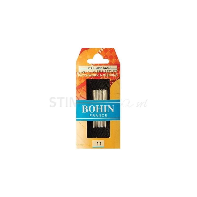 Bohin, Aghi per Applique a Mano n11 - 20pz