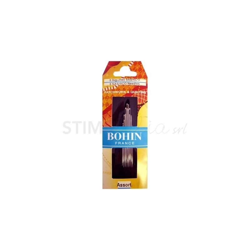 Bohin, Aghi per Sashiko assortiti - 8pz Bohin - 1