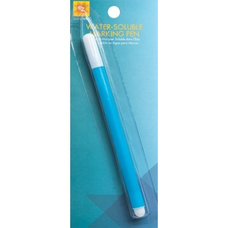 Ez Quilting Penna idrosolubile - BLU