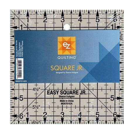Ez Quilting EASY SQUARE Jr. - 6,5 x 6,5 inch