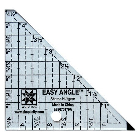 Ez Quilting EASY ANGLE 4.5