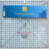 Ez Quilting Leftie-Rightie Square - 12,5 inch