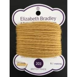 Elizabeth Bradley, Lana da Ricamo, n.203