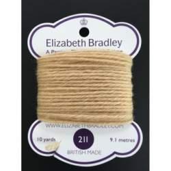 Elizabeth Bradley, Lana da Ricamo, n.211