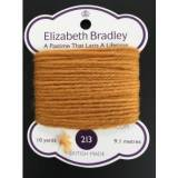 Elizabeth Bradley, Lana da Ricamo, n.213