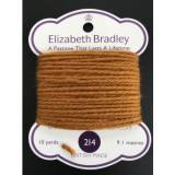 Elizabeth Bradley, Lana da Ricamo, n.214