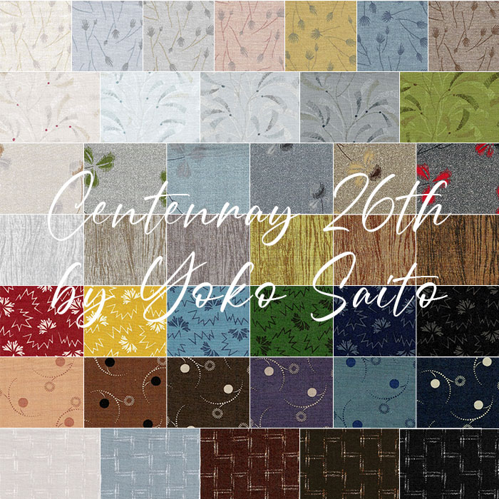 Centenary Collection 26th by Yoko Saito