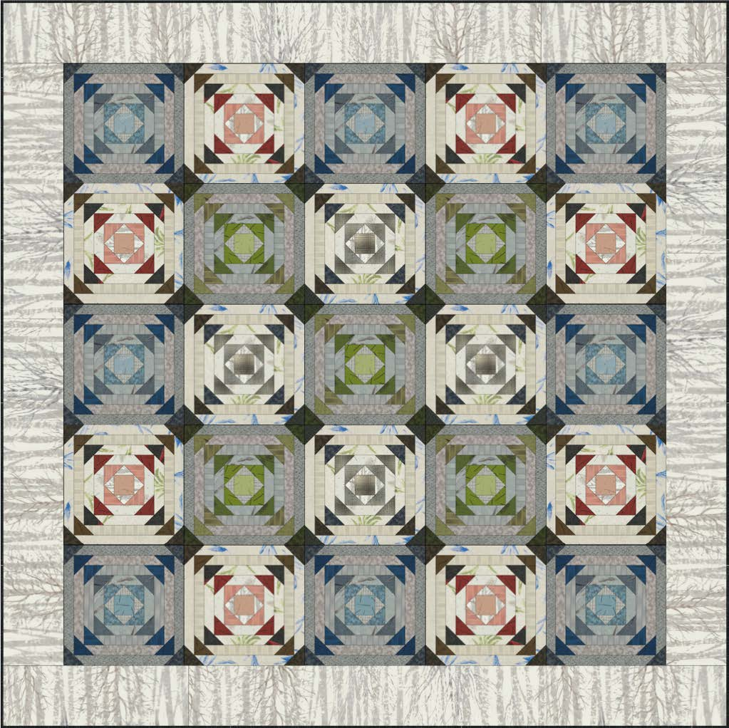 Scarica The Centenary 24th Quilt