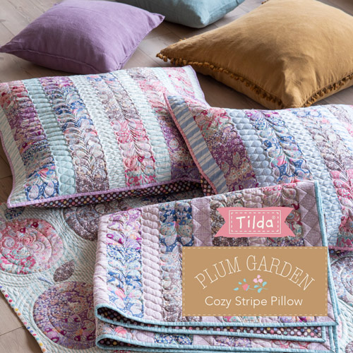 Cozy Stripe Pillow